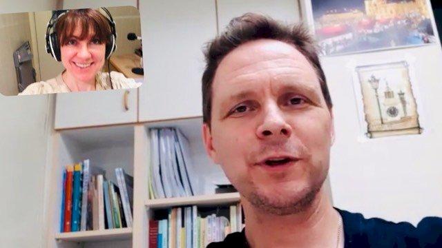 Беседа с Александром Савченко
